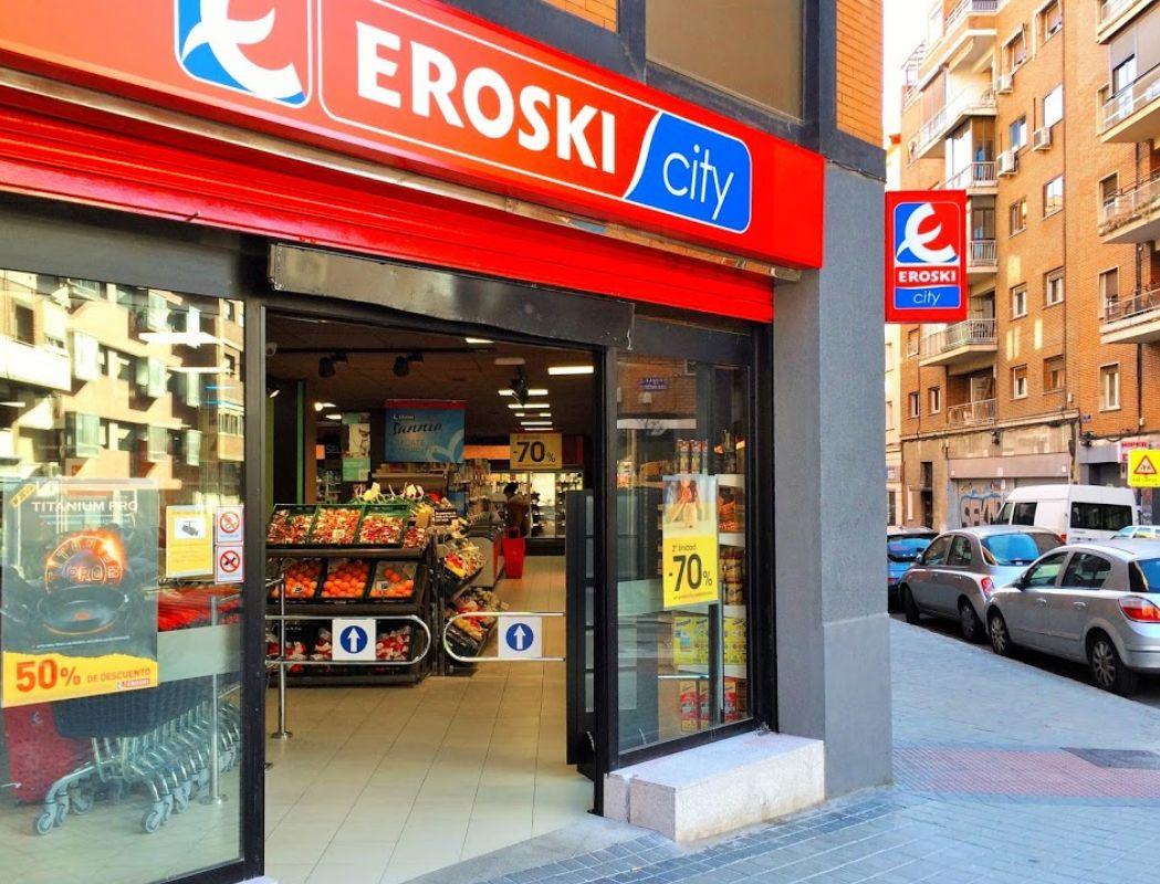 Proyectos locales comerciales instalaciones el ctricas asestel instalaciones el ctricas en - Eroski iluminacion ...